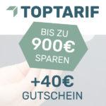 [Knaller] 2x 40€ Amazon-Gutschein für Strom- und Gas Anbieterwechsel