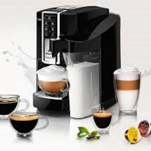 Tipp: Hilton Hotel-Gutschein (2x ÜF) + Tchibo Saeco Cafissimo Latte