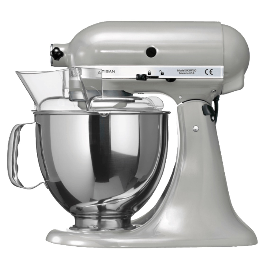 kitchenaid artisan k chenmaschine 5ksm150pse mytopdeals. Black Bedroom Furniture Sets. Home Design Ideas