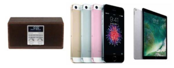 medion apple iphone ipad pro