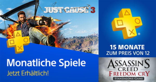 15 Monate Playstation Plus Mytopdeals