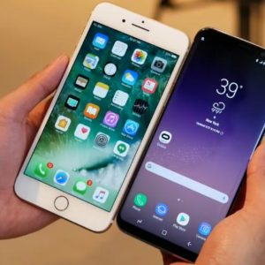 D2: Smart L mit 5GB LTE + Apple iPhone 7 / 8  oder Galaxy S8 Plus