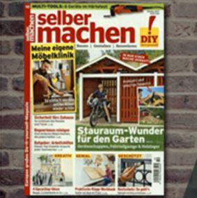 Selber Machen Zeitschrift : 11x selber machen f r 41 80 30 pr mie z b ~ Lizthompson.info Haus und Dekorationen