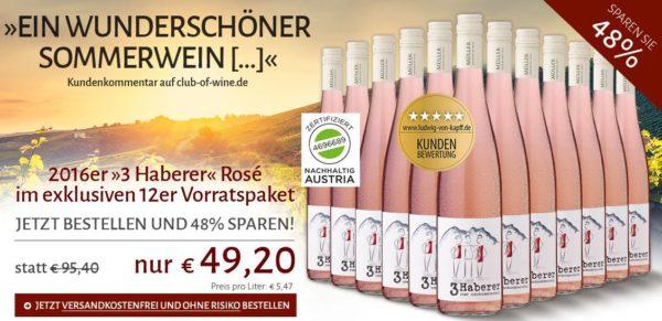 Club of Wine 3 Haberer Niederoesterreich