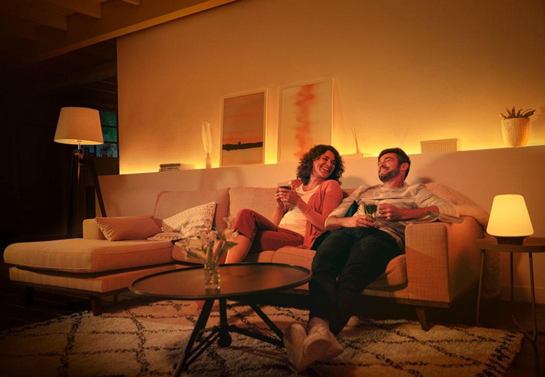 Philips Hue White Ambiance Sets bei Amazon es