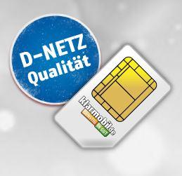 Letzte Chance: D2 Klarmobil mit 100 Min + 1GB UMTS für nur 2,99€ mtl.