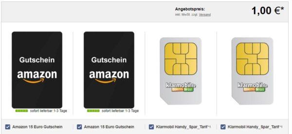 Amazon Gutscheine Wert 15 Euro