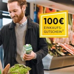 [Knaller] 100€ Rewe-Gutschein für kostenloses Commerzbank Girokonto