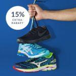 Engelhorn: 15% Gutschein auf Schuhe, z.B. Nike Flex Run