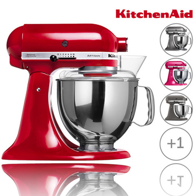 kitchenaid artisan k chenmaschine 5ksm150 mytopdeals. Black Bedroom Furniture Sets. Home Design Ideas