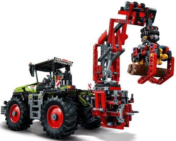 Lego Traktor Claas Xerion 5000