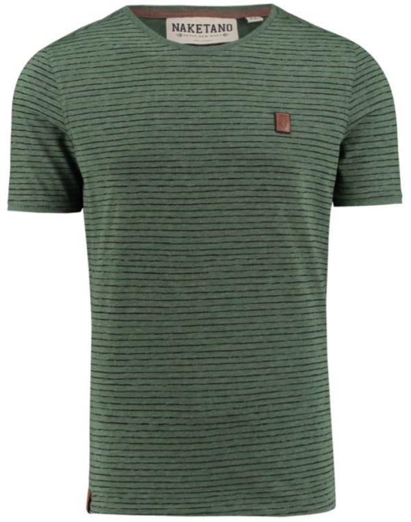 Naketano Herren T Shirt gestreift