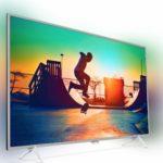 "Nur heute: 10% Rabatt auf Multimedia Artikel, z.B. Philips 55"" UHD-TV mit Ambilight"