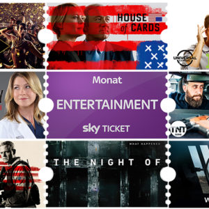 [TOP] Sky Entertainment Ticket für nur 4,99€ testen (bis Ende August)
