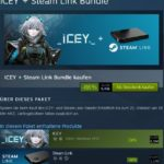 ICEY + Steam Link Bundle