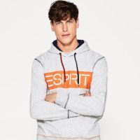 2018 02 01 12 51 11 Esprit GOOD COLLECTION Hoodie mit Logo im Online Shop kaufen