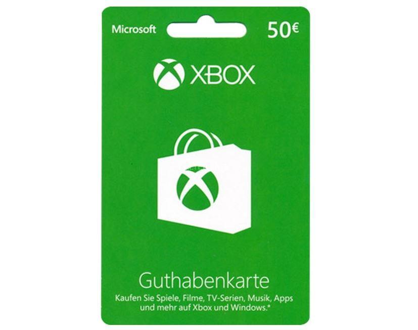 2018 06 11 17 06 31 Microsoft Xbox Live Guthabenkarte 50 Euro