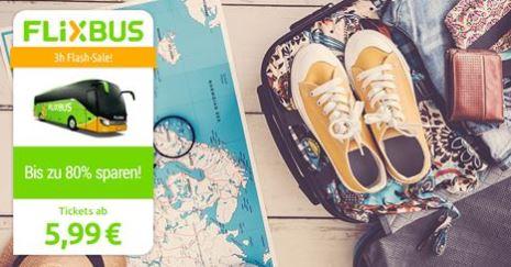 Flixbus Tickets ab 5 Euro 1
