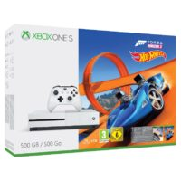 MICROSOFT Xbox One S 500GB Konsole Forza Horizon 3 Hot Wheels Bundle