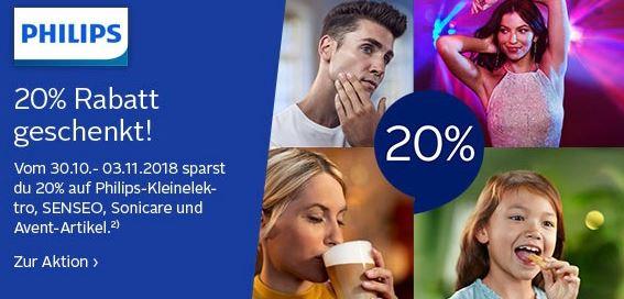 Otto 20 Gutschein 14719 O Rabatt Gilt Auf Folgende Marken Philips Senseo Sonicare Avent Gultig Bis Zum 03 November 18