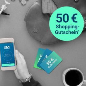1822Mobile Girokonto: Mit 50€ Gutschein Prämie + kostenloser Kreditkarte