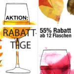 Weinvorteil: bis zu 55% Rabatt-Gutschein ab 6 bzw. 12 Flaschen