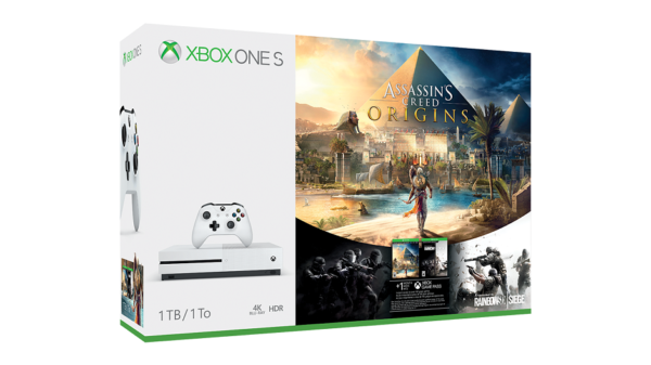 Xbox One S Assassins Creed Origins Bonus Bundle 940x528 hero