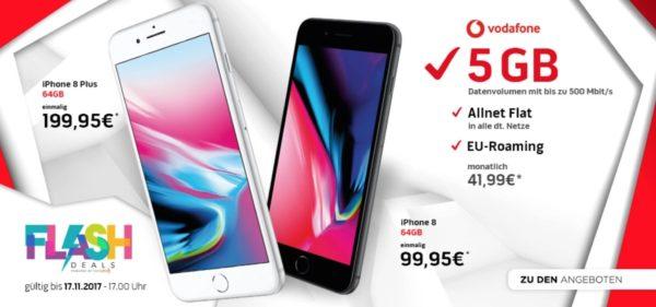 d2 vodafone smart l mit 5gb lte apple iphone 8 plus. Black Bedroom Furniture Sets. Home Design Ideas