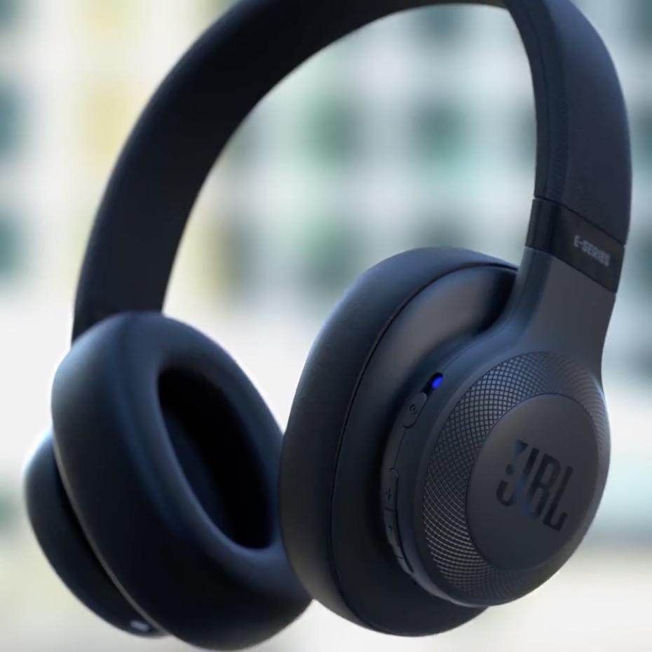 JBL E65BTNC 🎧 Over-Ears mit ANC & bis zu 24h Akku-Laufzeit