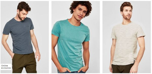s.Oliver Sale mit bis zu 70 Prozent Z B Shirts