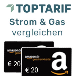 2x 30 amazon gutschein f r strom und gas anbieterwechsel mytopdeals. Black Bedroom Furniture Sets. Home Design Ideas