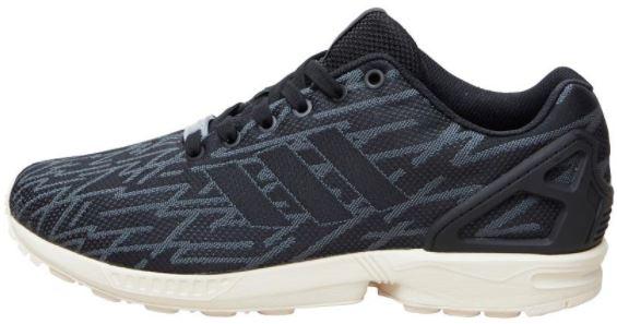 2018 01 30 14 23 34 adidas Originals Herren ZX Flux Weave Sneakers Schwarz
