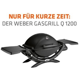 gratis weber gasgrill q1200 als pr mie zum lifestrom. Black Bedroom Furniture Sets. Home Design Ideas