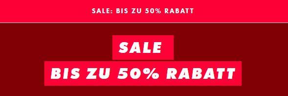 Asos Sale mit bis zu 50 Prozent Rabatt