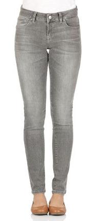 LTB Damen Jeans Nicole Skinny Fit Grau Speed Grey Wash kaufen JEANS DIRECT.DE