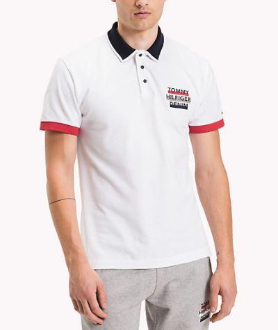 Regular Fit Pique Poloshirt   Tommy Hilfiger   Offizielle Seite
