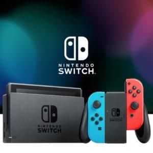 Blitz-Gewinnspiel: Gewinnt eine Nintendo Switch (via Messenger-Anmeldung)
