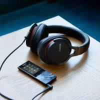 Sony MDR 1A High Resolution Kopfhoerer schwarz