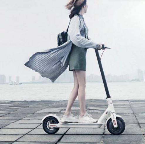 xiaomi m365 elektro roller faltbar max 25 km h. Black Bedroom Furniture Sets. Home Design Ideas