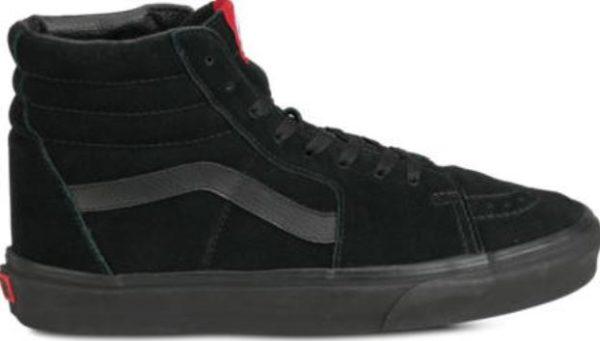 VANS sk8 Mid Cut Sneaker schwarz