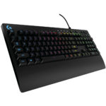 Logitech G213: Gaming Tastatur mit RGB Hintergrundbeleuchtung