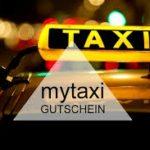 10€ Gutschein für MyTaxi