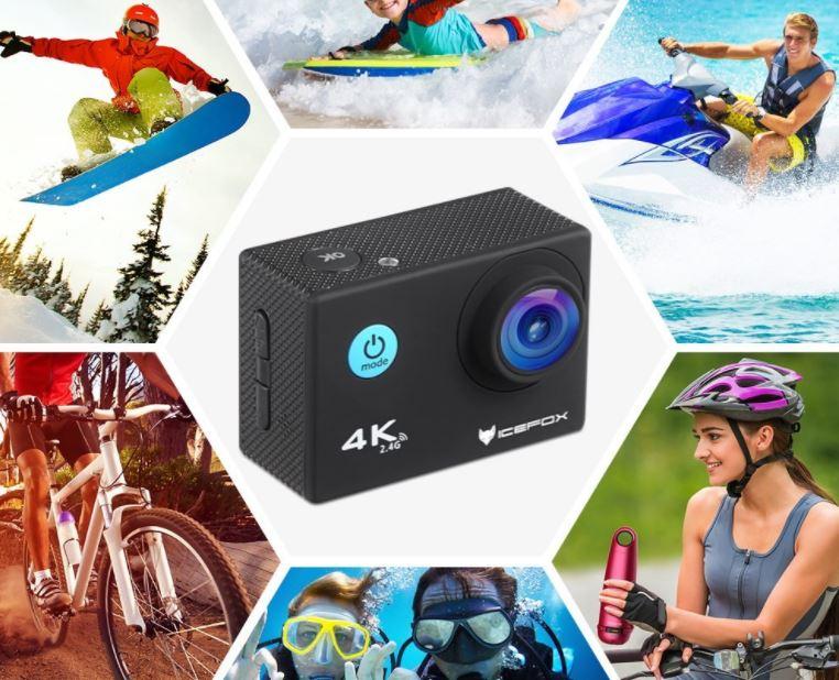 2018 04 12 14 28 41 Action Cam 4k icefox Unterwasser 30M Sport Action