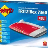 AVM FRITZBox 7360 v2 VDSL DSL VOIP Modem Gigabit Router