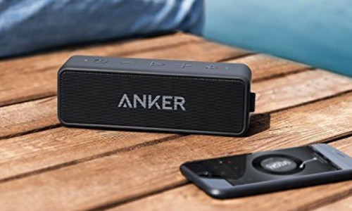 Anker SoundCore 2 Mobiler Bluetooth Lautsprecher
