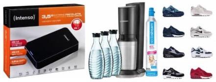 Ebay Angebote des Tages, z.B. Sodastream Crystal 2.0