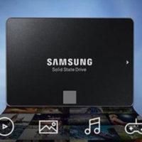 Samsung 850 EVO interne SSD 500GB 2