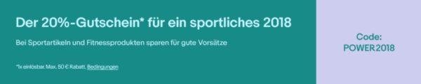 ebay sportgutschein