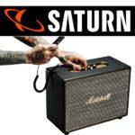 Saturn: Audio Angebote (LNS), z.B. der Marshall Woburn Bluetooth-Lautsprecher