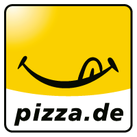 pizza de logo 200x200px